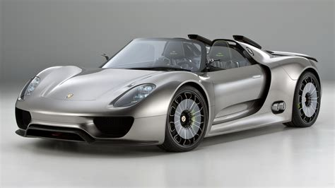 Porsche 918 Spyder Concept 2018 Wallpapers And Hd Images