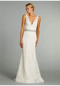 sheath wedding dresses dressed up girl With v neck sheath wedding dress