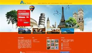 Agence De Voyage Maubeuge : avia tours cr ation site agence voyage en tunisie ~ Dailycaller-alerts.com Idées de Décoration