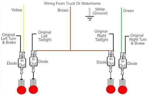 wiring trailer lights to car decoratingspecial
