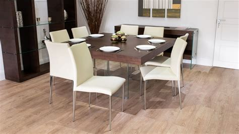 Modern Square Dining Table Creditrestore With Regard To