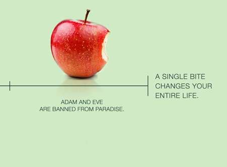 crucial fruit campaigns murilo rangel apple ads