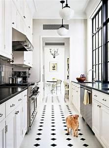 carrelage salle de bain noir et blanc 5 carrelage noir With carrelage damier noir et blanc salle de bain