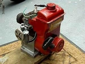 Bsa Stationary Engine