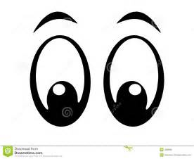 Similiar Black And White Cartoon Big Eyes Keywords