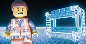 LEGO Movie music video Everything is AWESOME made (in part ...