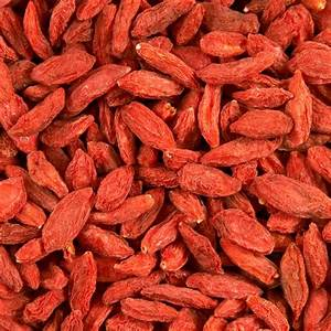 Fresh goji berry recipes