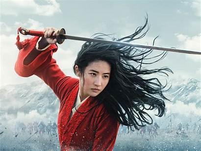 Mulan Disney Poster 8k Movies Wallpapers Hua