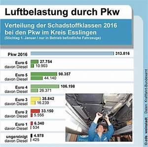 Kfz Steuer Diesel Euro 6 Berechnen : n rtinger zeitung kommt die blaue plakette ~ Themetempest.com Abrechnung