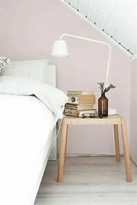 Rose Gold Wandfarbe : pastell farbpalette bei der inneneinrichtung 47 ideen ~ Frokenaadalensverden.com Haus und Dekorationen