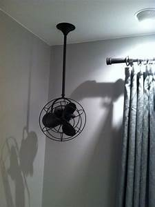 Nice Alternative To Ceiling Fan Because I Have To Have A Fan In Summer