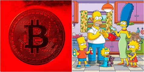 bitcoin price dives   simpsons pattern rears