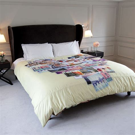 duvet covers on custom duvet covers with photos personalized duvet covers