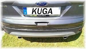 Ford Kuga Tuning Shop : ford kuga ii 2013 2016 stainless steel boot edge protector ~ Kayakingforconservation.com Haus und Dekorationen