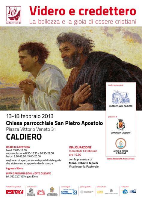 Prima Casa Caldiero by Videro E Credettero A Caldiero Vr Itaca Eventi