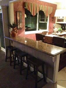 half wall kitchen 898