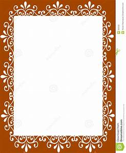 blank frame paper stock photography image 392532 With letter paper frame