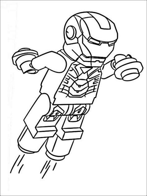 lego marvel avengers coloring pages at getcolorings com