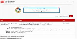 How To Create F... Fake Email Generator
