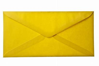 Envelope Yellow Background Clipart Mail Paper Layer
