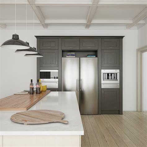 cuisine grise plan de travail blanc cuisine grise plan de travail blanc maison design bahbe com