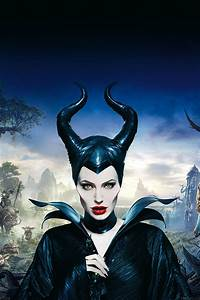 ha30-angelina-jolie-maleficent-poster-disney-face - Papers co