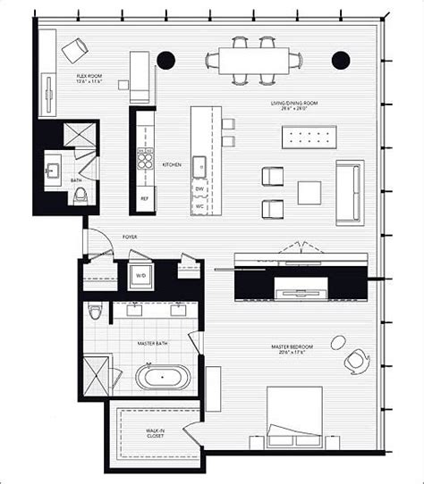 mission floor plans socketsite millennium 301 mission hits the mls and city residences are cool