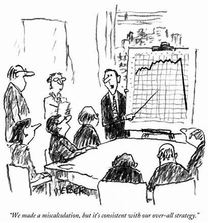 Strategic Planning Bottom Line Results Cartoon Smartdraw