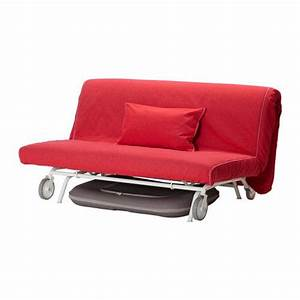 Ikea ps havet sofa bed vansta red ikea sofas for Red sectional sofa ikea