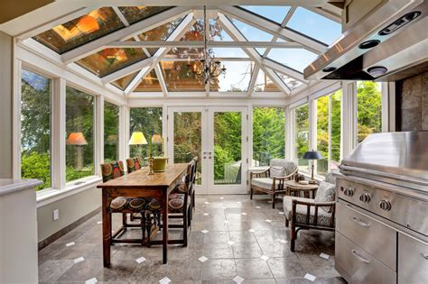Kitchen Orangery Extensions, Ideas And Prices