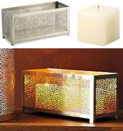 rectangle candle holder dg style rectangular candle holder