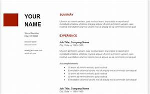 Resume template google docs learnhowtoloseweightnet for Google resume templates