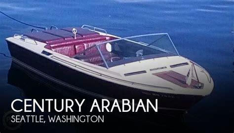 Century Boats Craigslist by For Sale Used 1973 Century Arabian In Seattle Washington