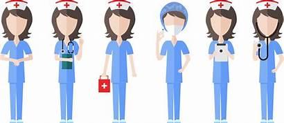 Nurse Clip Uniform Clipart Nurses Nursing Care