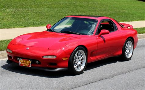 automobile air conditioning repair 1994 mazda rx 7 head up display 1994 mazda rx 7 1994 mazda rx 7 fd twin turbo for sale to buy or purchase 13b rotary 5 speed