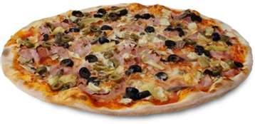 chef pizza la pizza capricciosa ricetta originale e preparazione