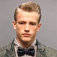 Male Pompadour Hairstyle