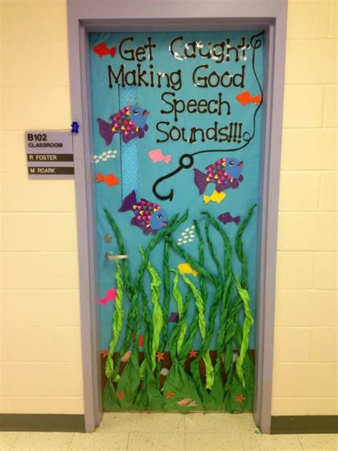 Spring Kindergarten Door Decorations by 53 Classroom Door Decoration Projects For Teachers