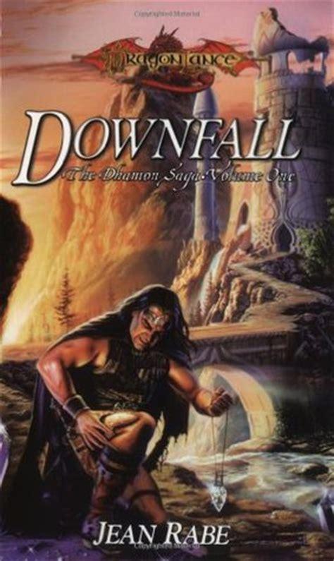 downfall dragonlance dhamon saga   jean rabe