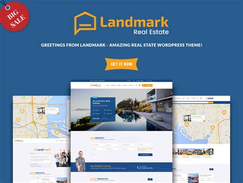 Real Estate Themes 20 Best Themes For Real Estate Websites 2017