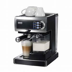 Kaffeemaschine Mit Milchaufschäumer : espressomaschine mit milchaufsch umer f r 129 ~ Eleganceandgraceweddings.com Haus und Dekorationen