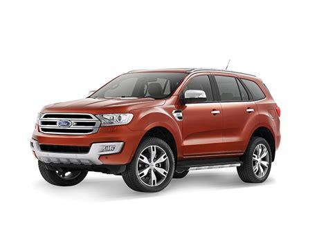 2018 Ford Everest Philippines Price List Car Interior Design