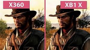 Xbox One X Spiele 4k : red dead redemption in 4k xbox 360 gegen xbox one x mit ~ Kayakingforconservation.com Haus und Dekorationen