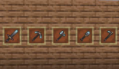 Netherite Textures Edit Minecraft Pe Texture Packs
