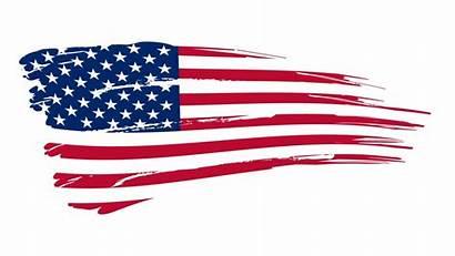 Flag American Clipart Vertical Clip Usa Svg