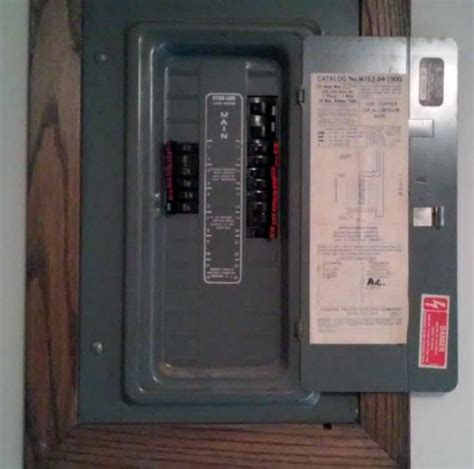 Federal Pacific Fuse Box by 100 Fuse Box Ou76 Roccommunity