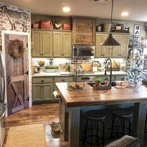 great farmhouse kitchen decor ideas interiorsherpa