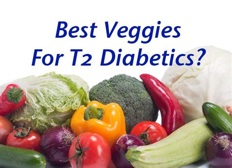 Best Vegetables For Diabetes