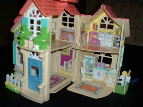Fisher Price Little People Sweet Streets Country Cottage