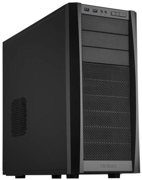 Antec 300 Three Hundred Two Case - with USB3.0 | Ebuyer.com
